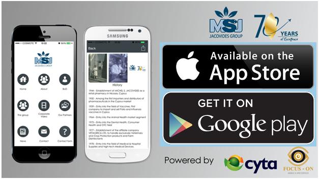 MSJ app